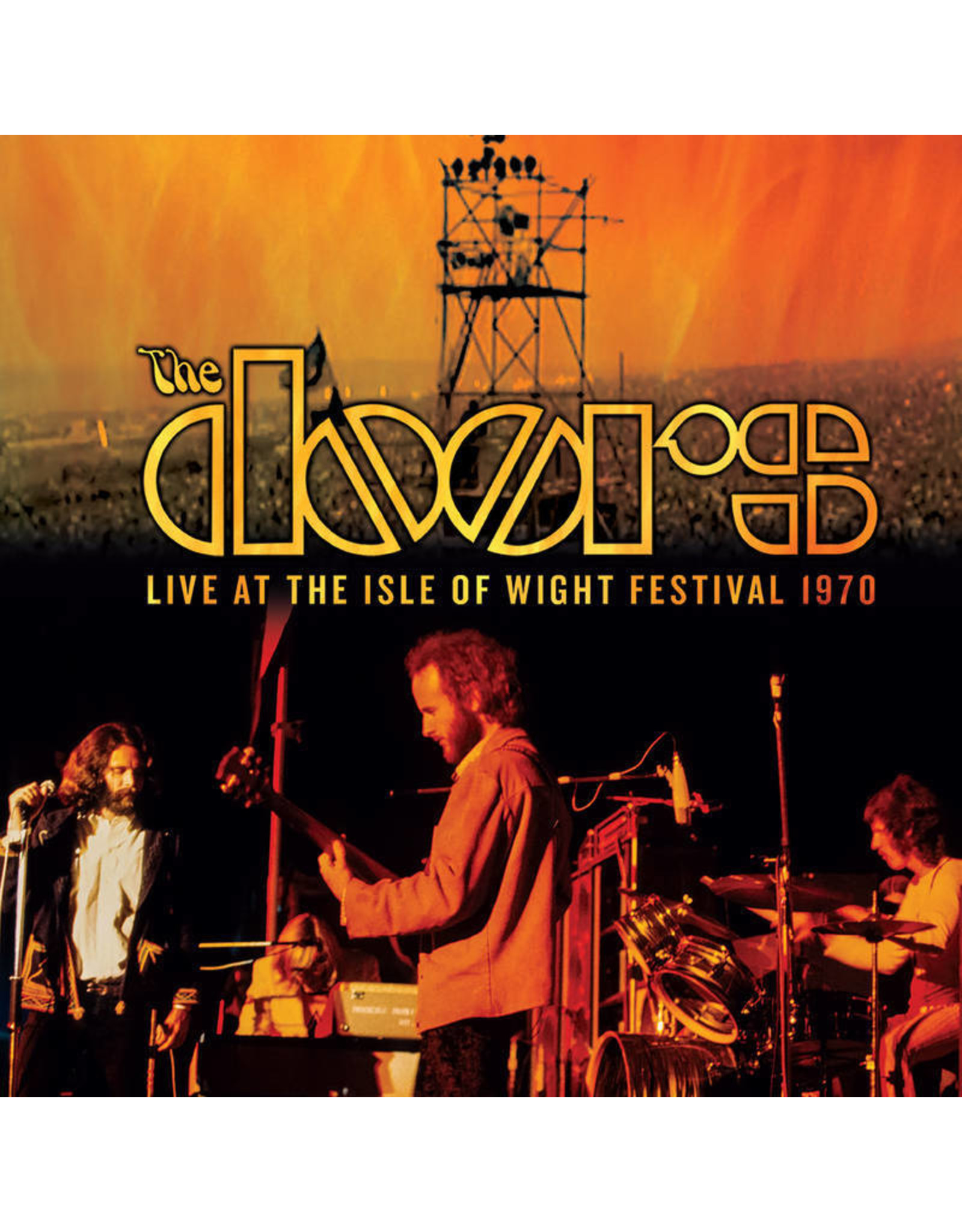 Doors - Live At The Isle of Wright Festival 1970 [RSDBF 2019)