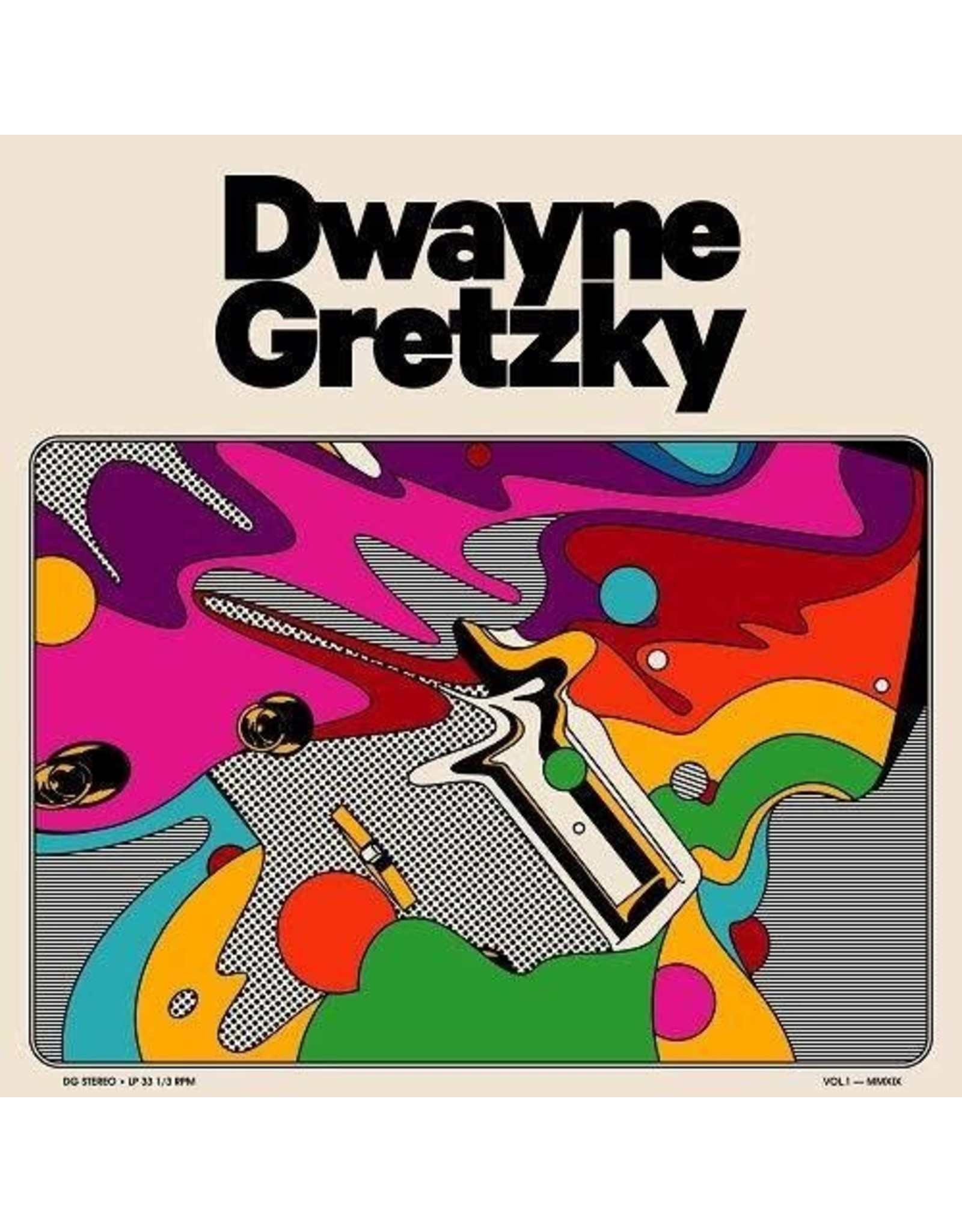 Dwayne Gretzky - Dwayne Gretzky