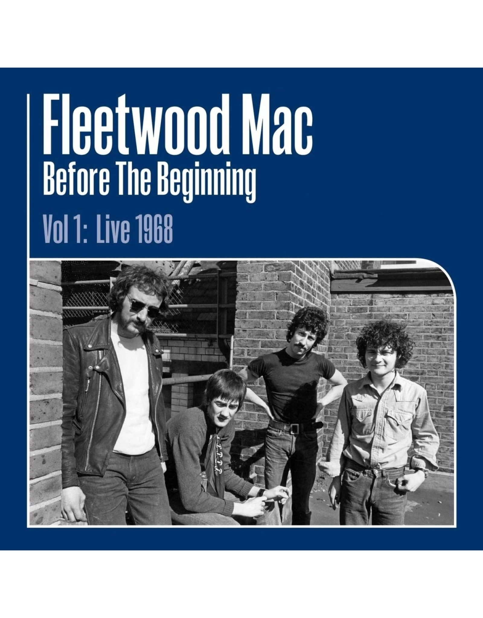 Fleetwood Mac - Before The Beginning (Vol. 1: Live 1968)