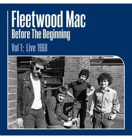 Fleetwood Mac - Before The Beginning (Vol. 1: Live 1968)