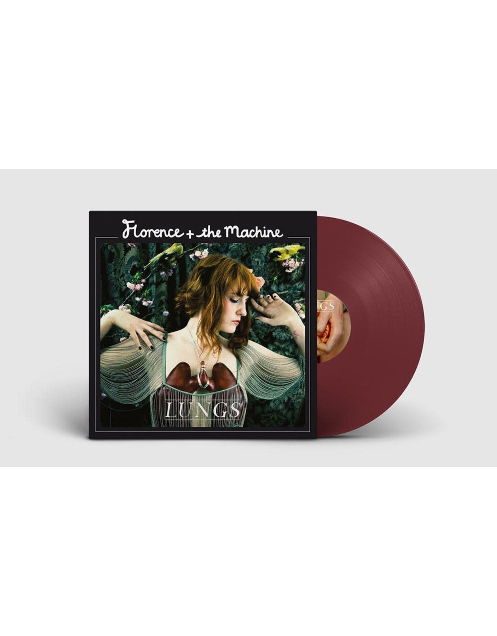 Florence + The Machine - Lungs (Red Vinyl)