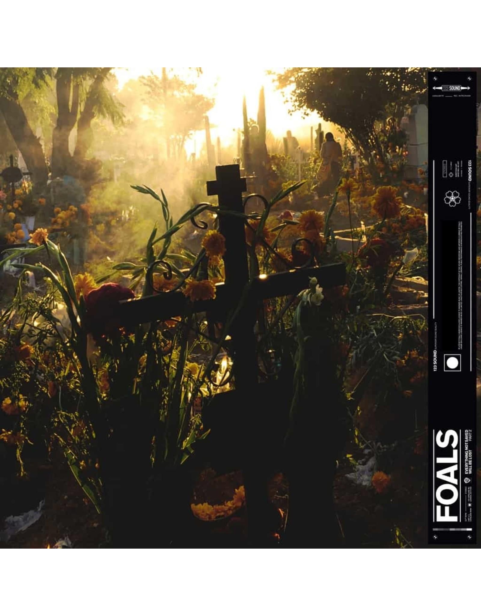Foals - Everything Is Not Lost Part 2 (Exclusive Orange Vinyl)