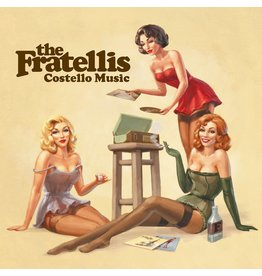 Fratellis - Costello Music
