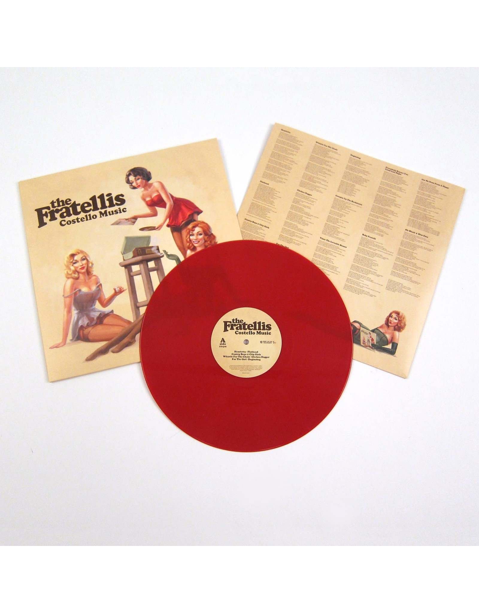 Fratellis - Costello Music
