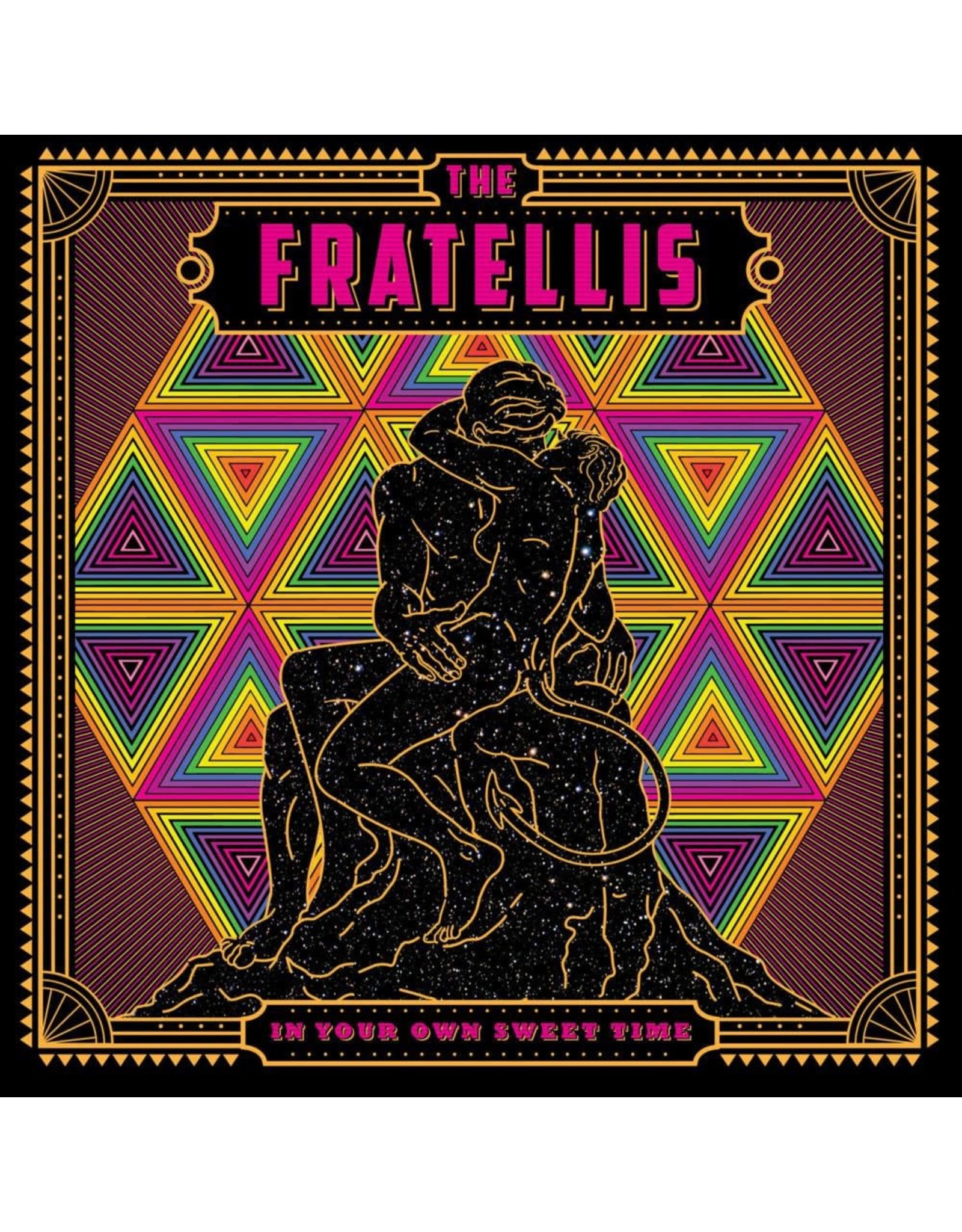 Fratellis - In Your Own Sweet Time