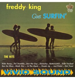 Freddie King - Goes Surfin' (Blue Vinyl) [Mono]