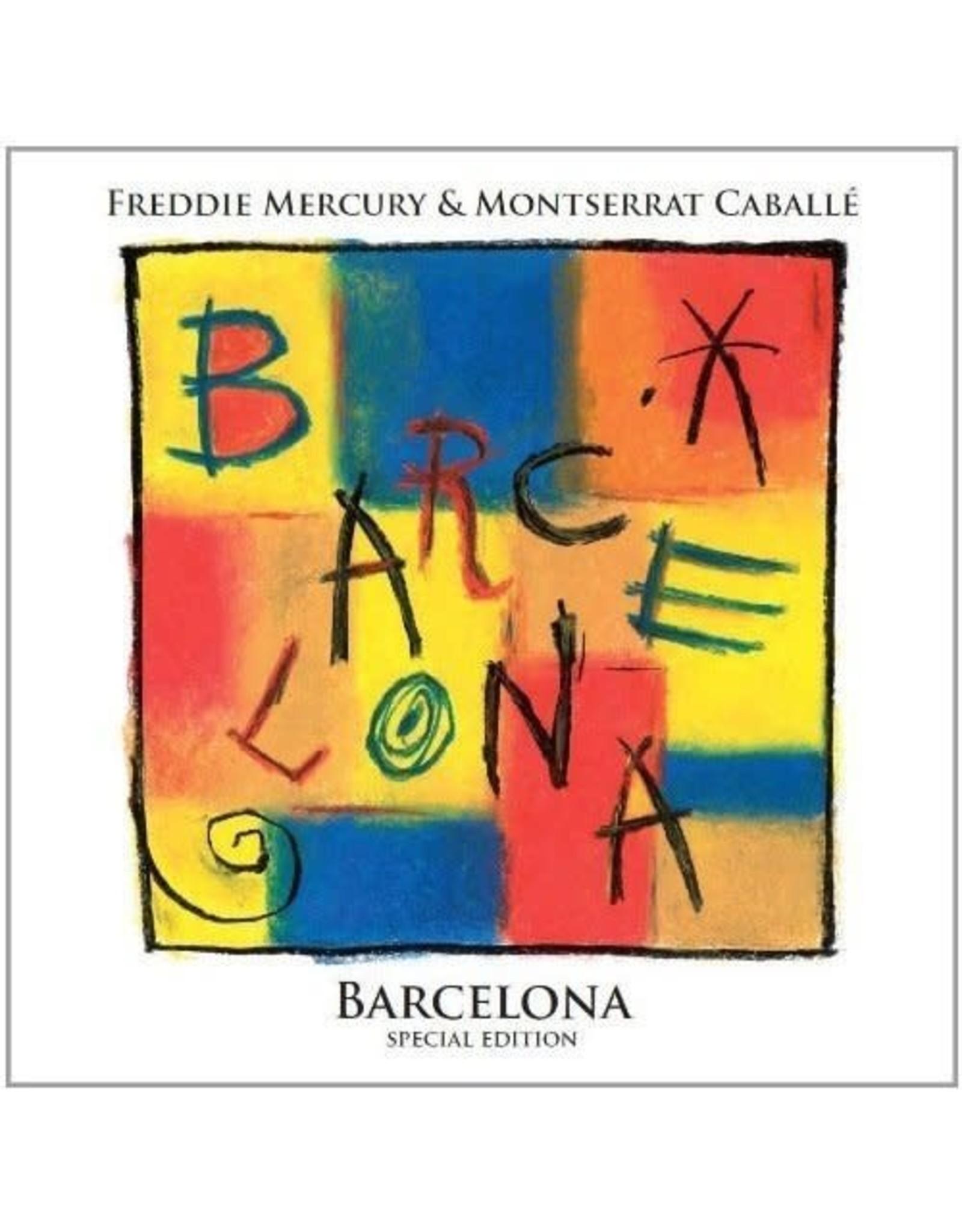 Freddie Mercury - Barcelona (Special Edition)