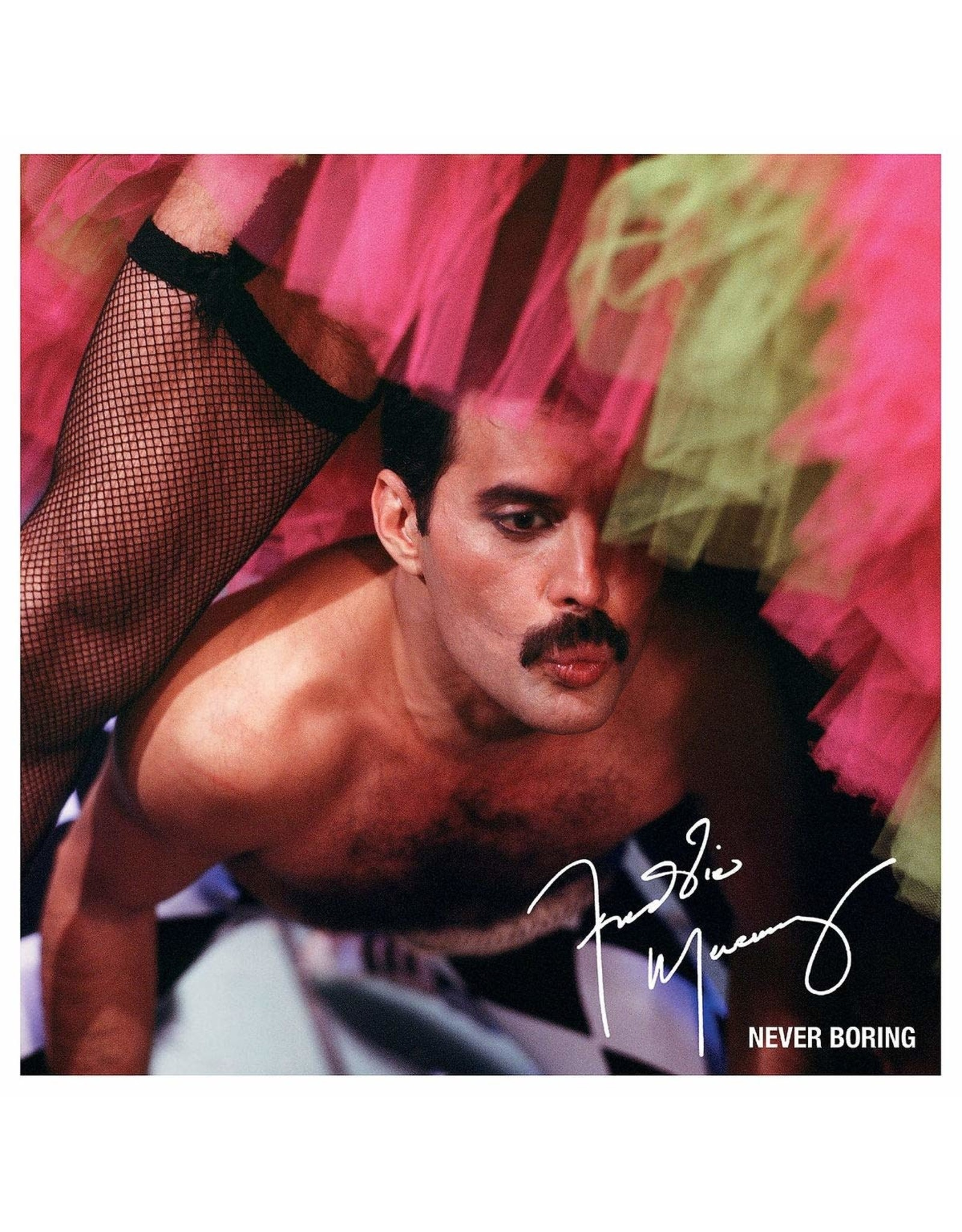 Freddie Mercury - Never Boring (Greatest Hits)