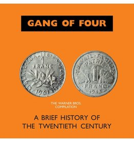 Gang of Four - Brief History of the Twentieth Century (Clear Vinyl)