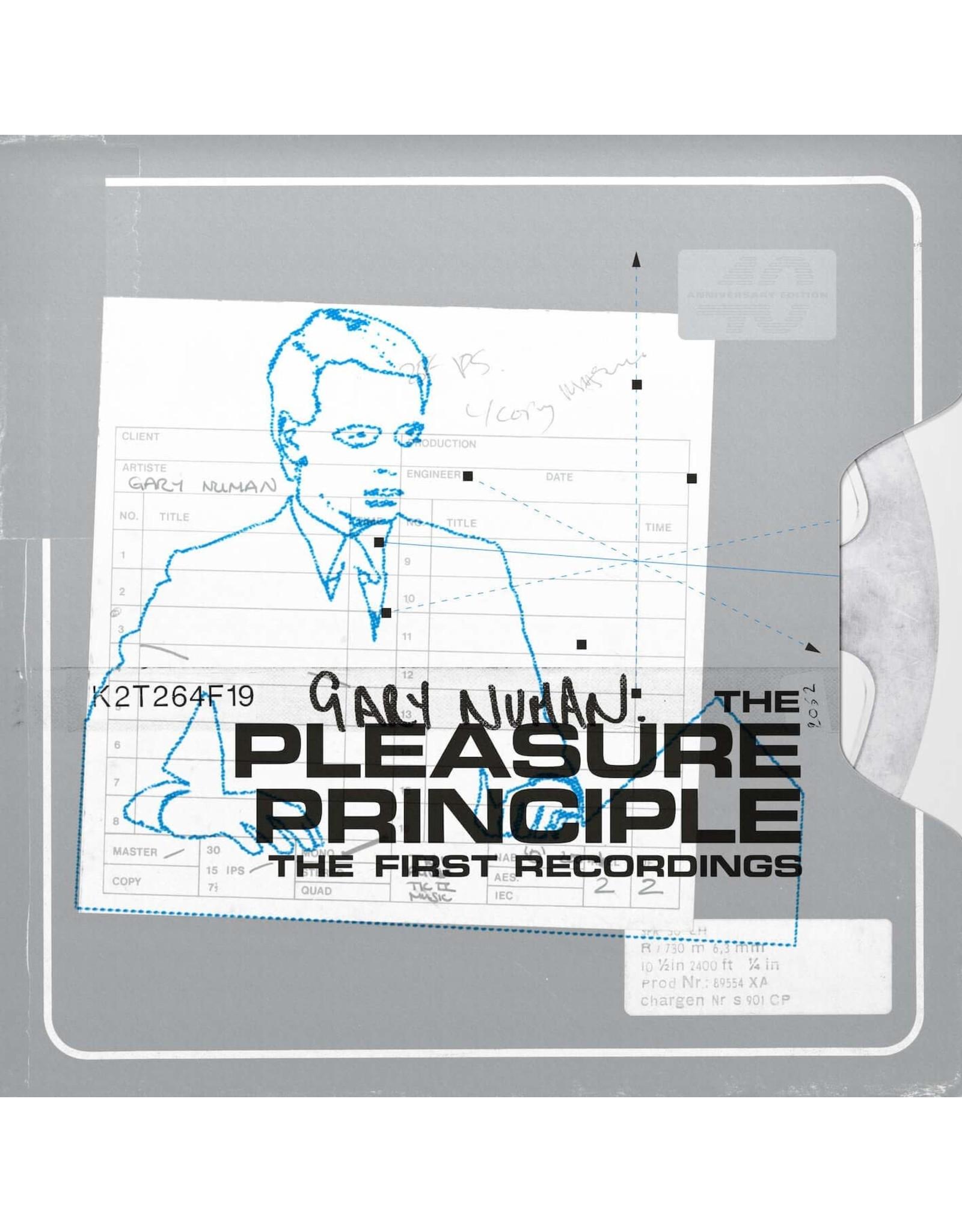 Gary Numan - Pleasure Principle: The First Recordings (Orange Vinyl)