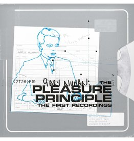 Gary Numan - Pleasure Principle: The First Recordings (Orange Vinyl)