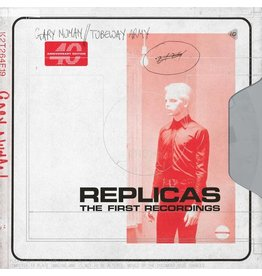 Gary Numan / Tubeway Army - Replicas: The First Recordings (Sage Green Vinyl)