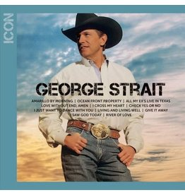 George Strait - ICON