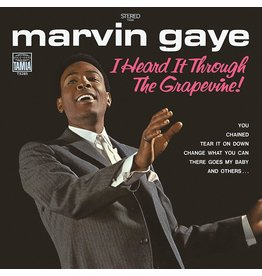 Marvin Gaye - I Heard It Through The Grapevine