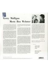 Gerry Mulligan - Meets Ben Webster (Verve Vital Vinyl)