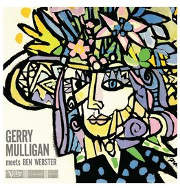 Gerry Mulligan - Gerry Mulligan Meets Ben Webster
