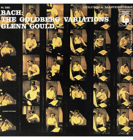 Glenn Gould - Bach: Goldberg Variations (1955 Recordings)