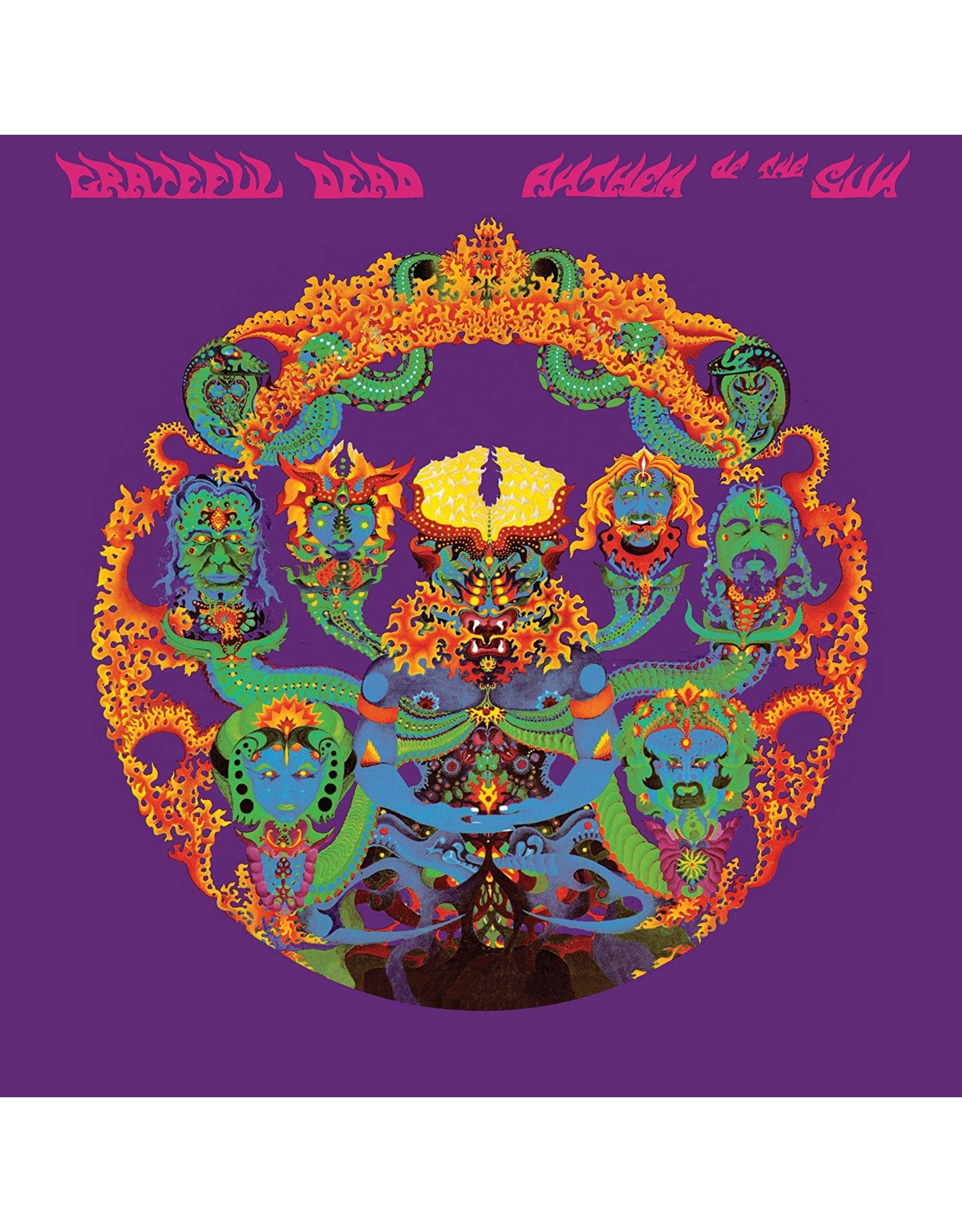 Grateful Dead - Anthem of the Sun (50th Anniversary Picture Disc)