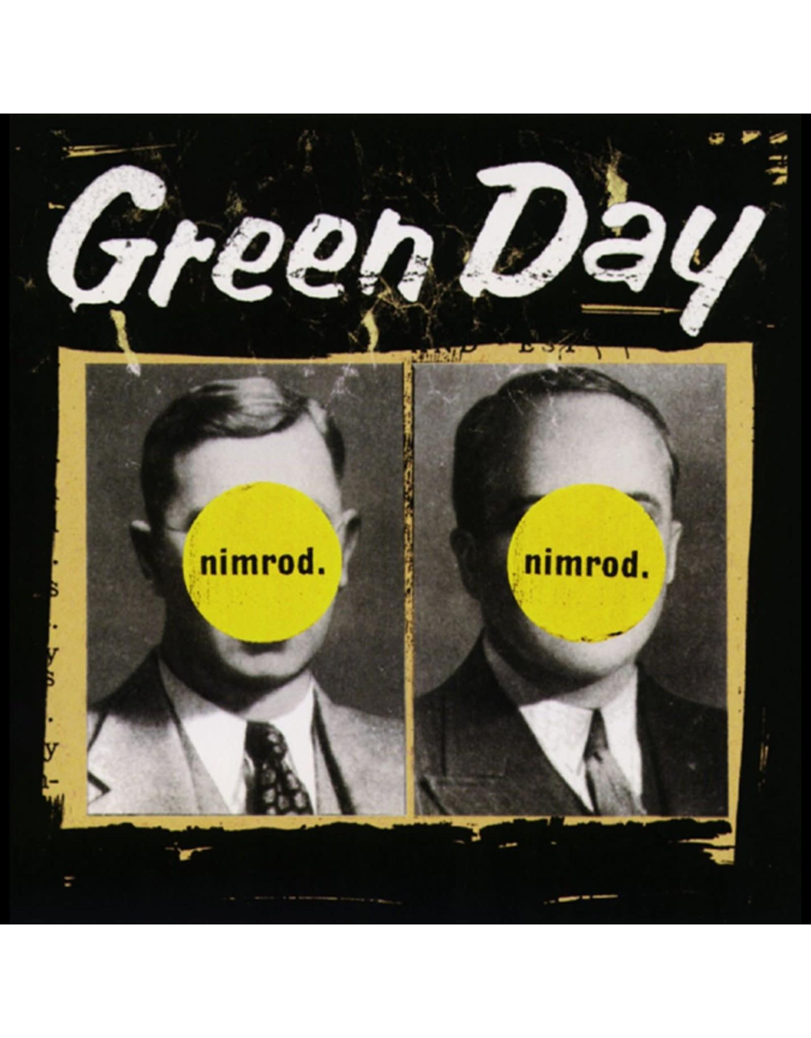 Green Day - Nimrod (Color Vinyl)