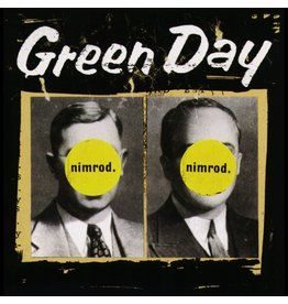 Green Day - Nimrod (Exclusive Yellow Vinyl) [Rocktober]