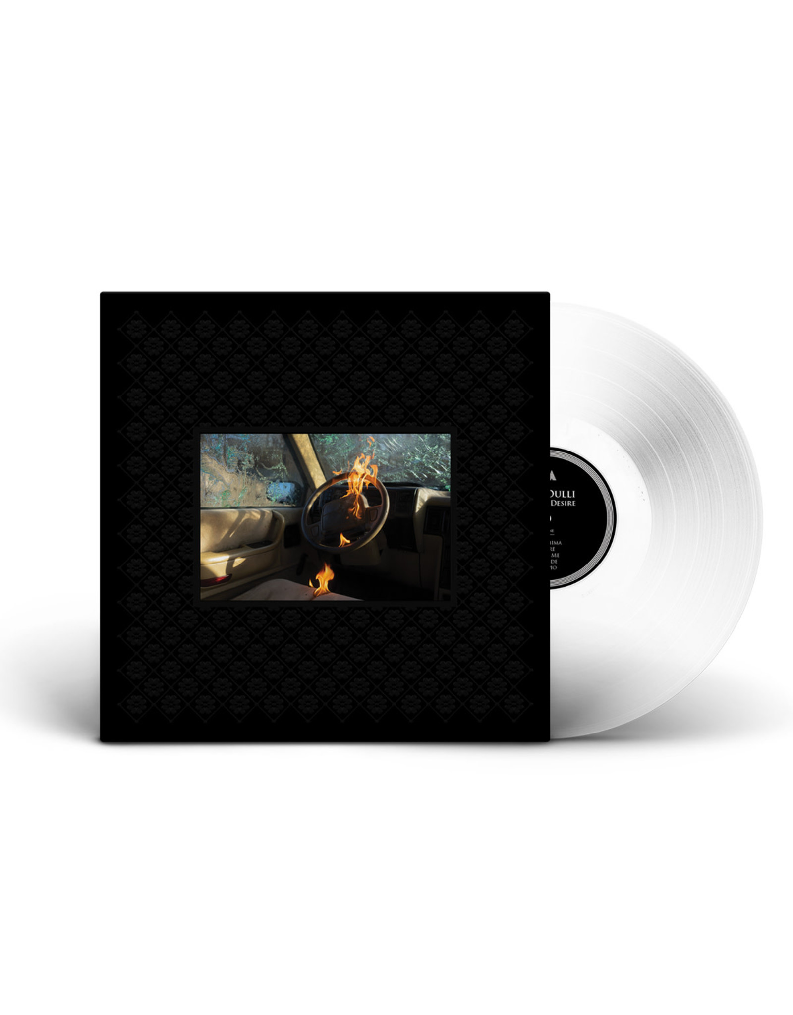Greg Dulli - Random Desire (Exclusive Clear Vinyl)