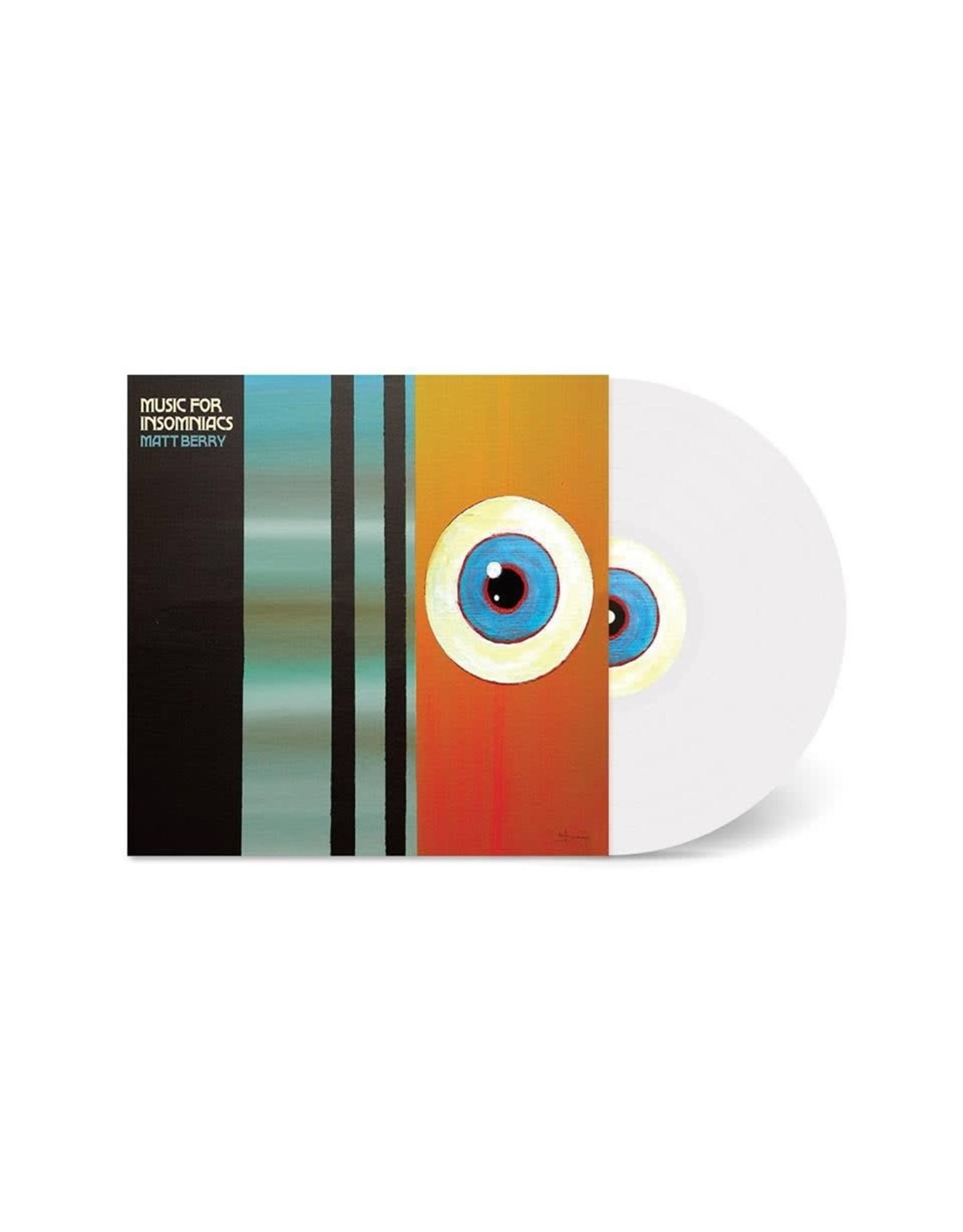 Matt Berry - Music For Insomniacs (White Vinyl)