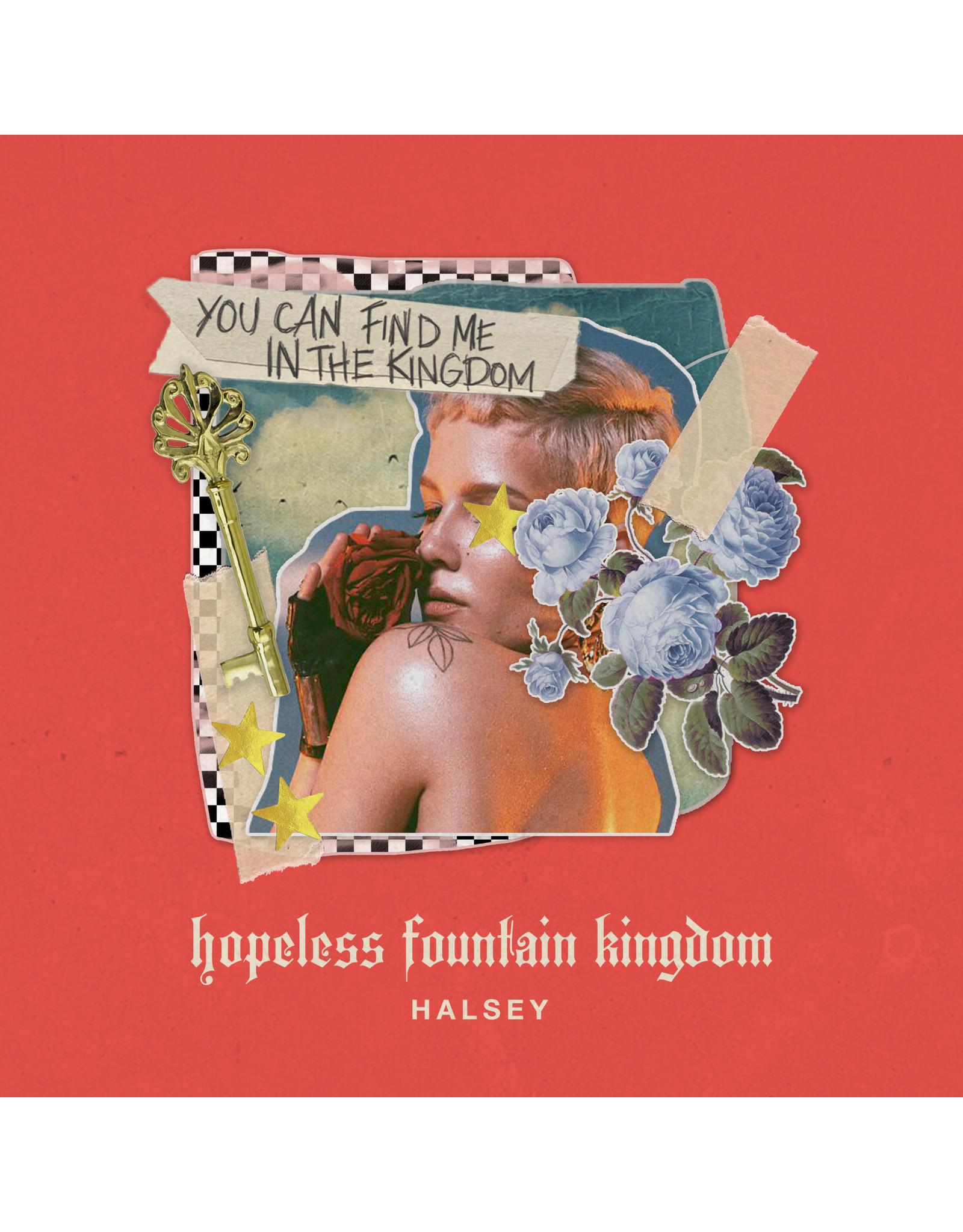 Halsey - Hopeless Fountain Kingdom (Exclusive Red Vinyl)