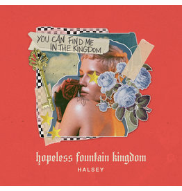 Halsey - Hopeless Fountain Kingdom (Exclusive Red Vinyl)