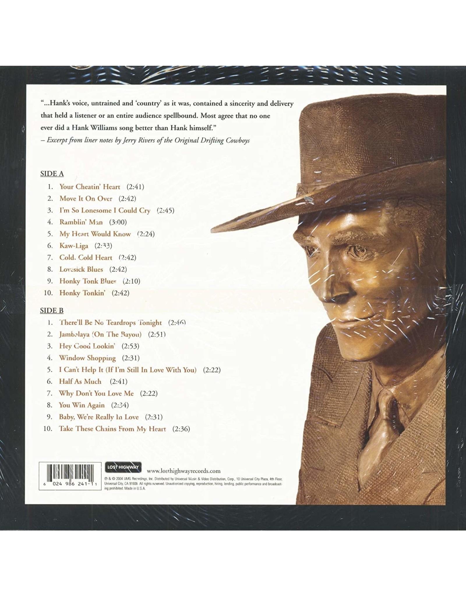 Hank Williams - 20 Greatest Hits