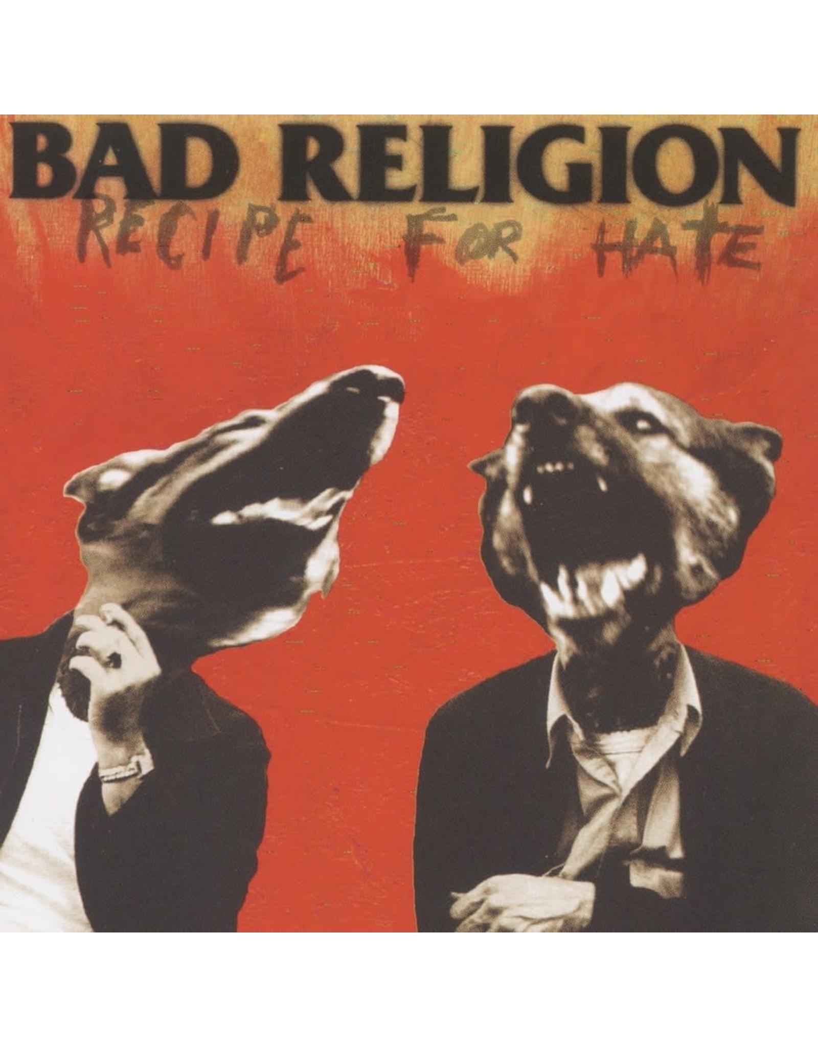 Bad Religion - Recipe For Hate