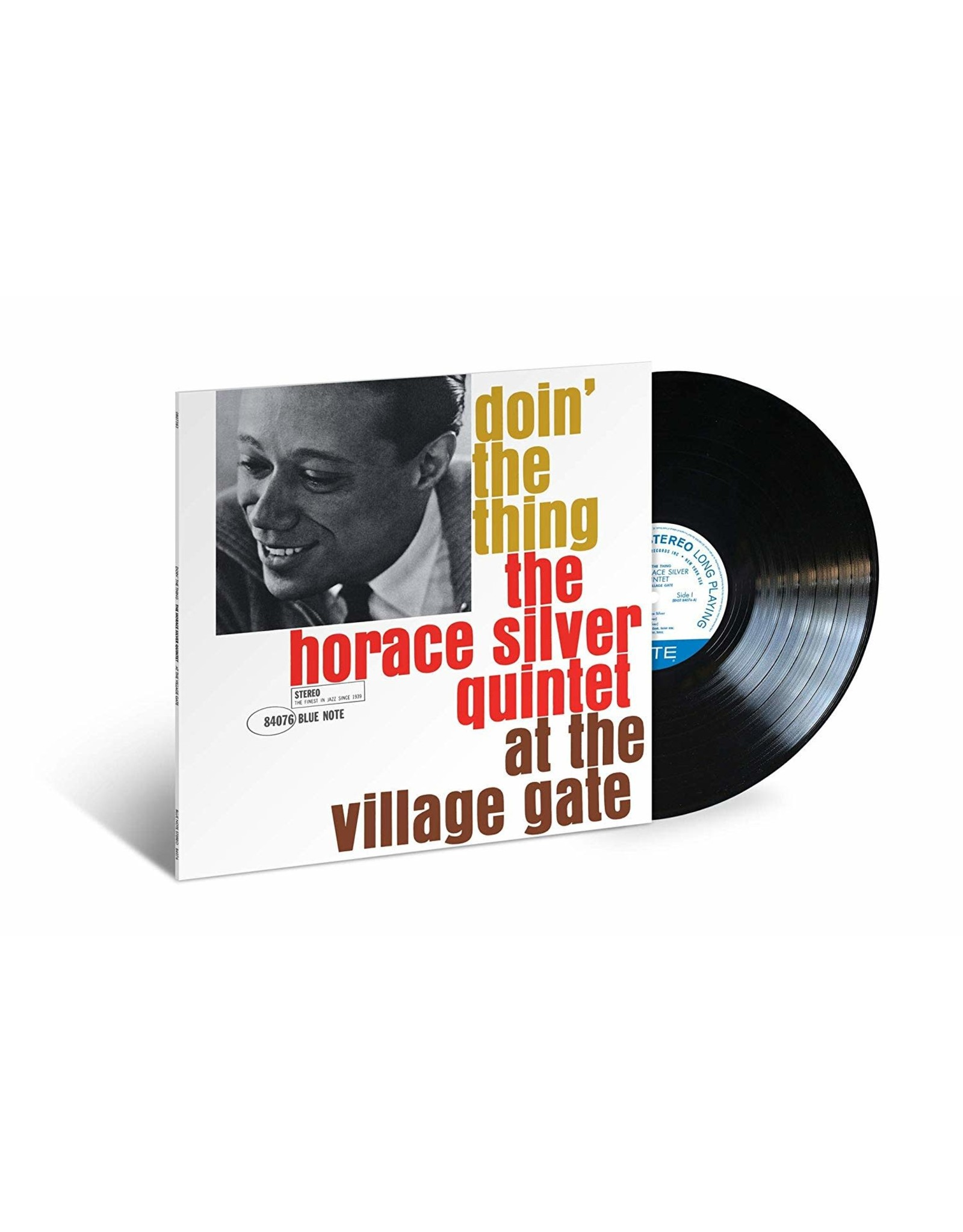 Horace Silver Quintet - Doin' The Thing