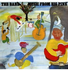 The Band - Music From Big Pink (50th Anniversary)