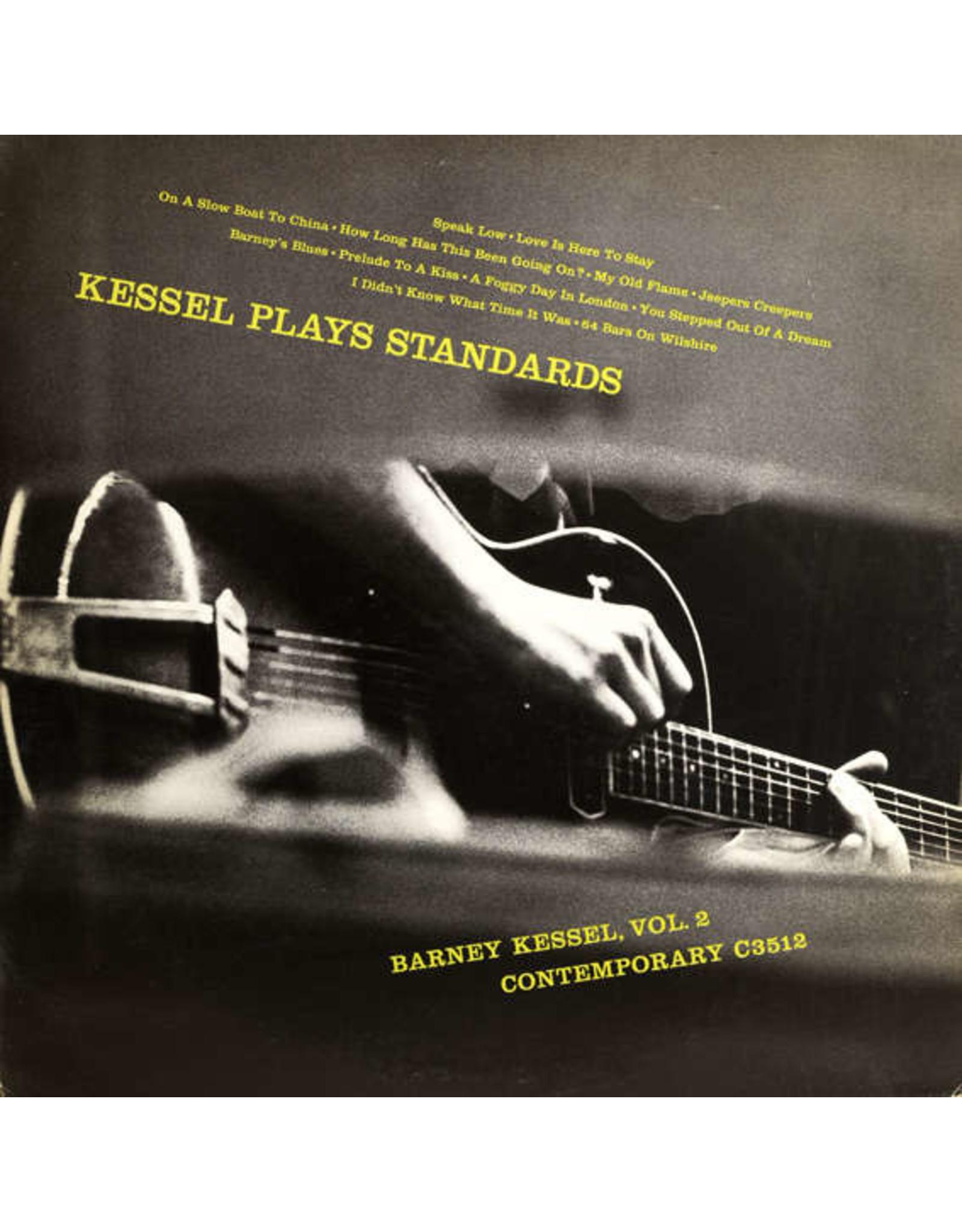 Barney Kessel - Kessel Plays Standards