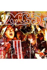 MC5 - Kick Out The Jams (RED / WHITE / BLUE SPLATTER Vinyl)