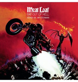 Meat Loaf - Bat Out of Hell (Clear Vinyl)