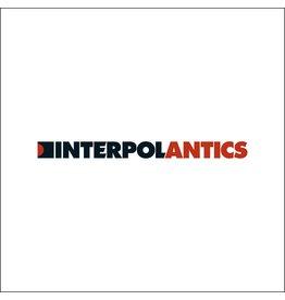 Interpol - Antics (White Vinyl)