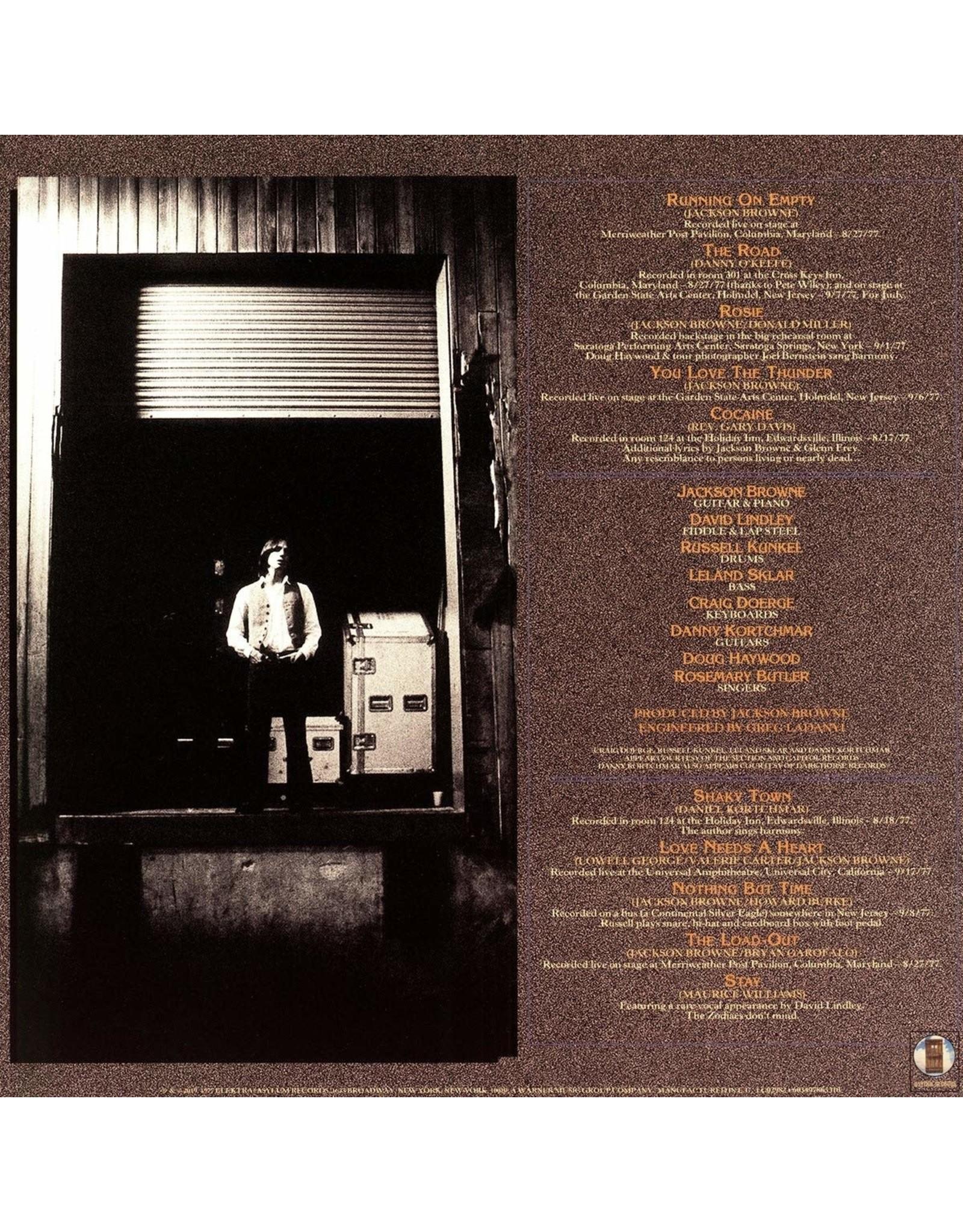 Jackson Browne - Running On Empty