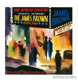 James Brown - Live At The Apollo (Colour Vinyl)