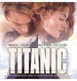 James Horner- Titanic (Original Motion Picture Soundtrack)