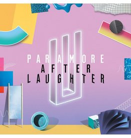 Paramore - After Laughter (Marble Vinyl)