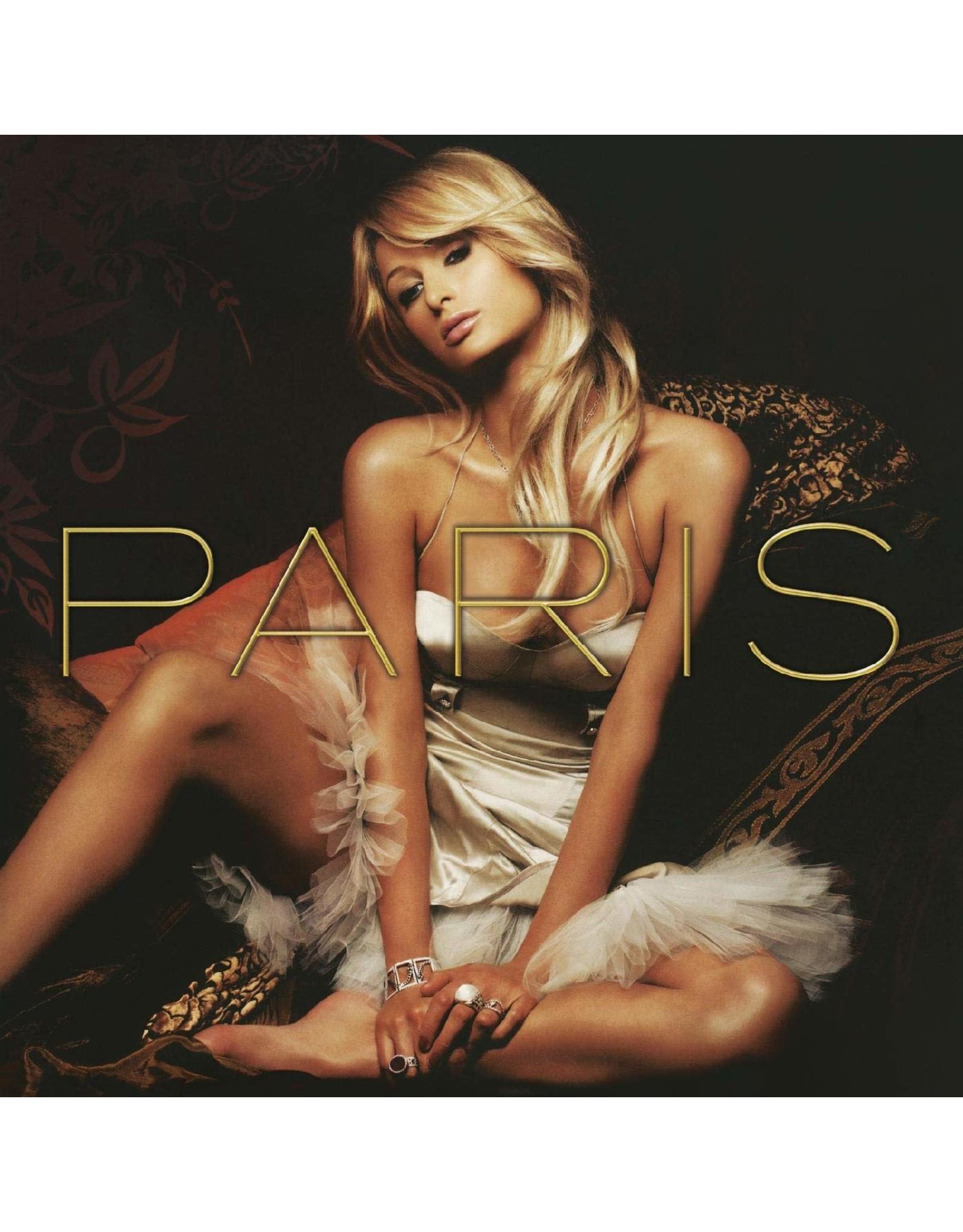 Paris Hilton - Paris (Maroon / Blonde Marble Vinyl)
