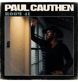 Paul Cauthen - Room 41 (Exclusive White Vinyl)