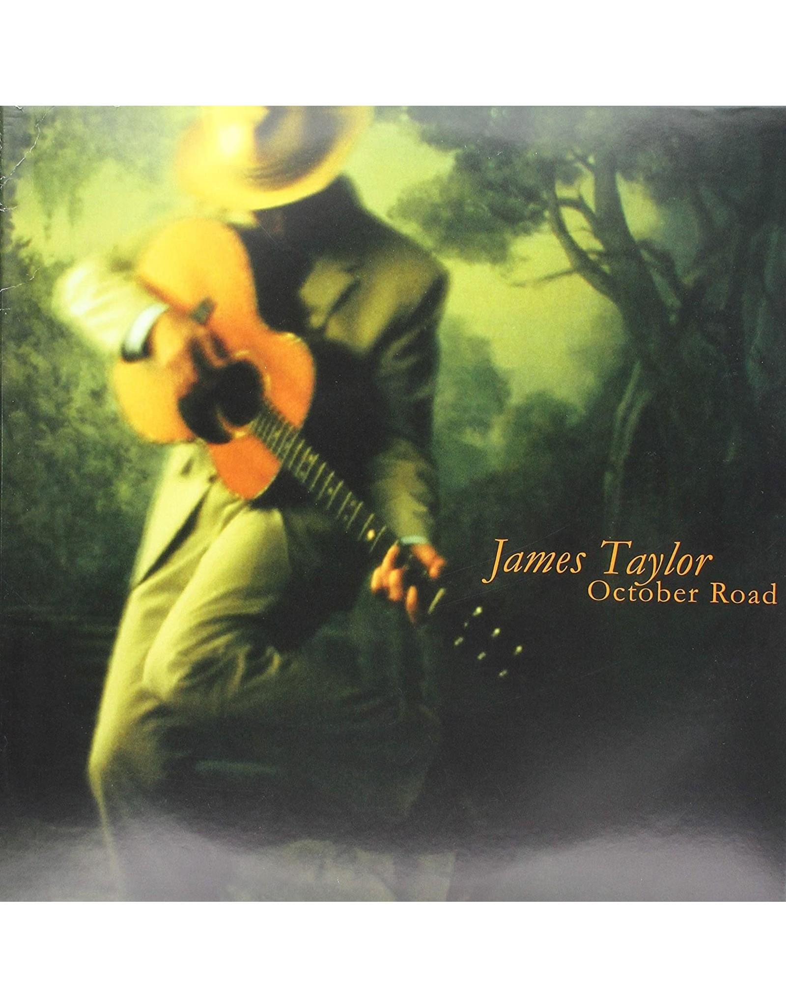 James Taylor - October Road