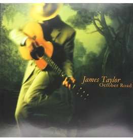 James Taylor - October Road