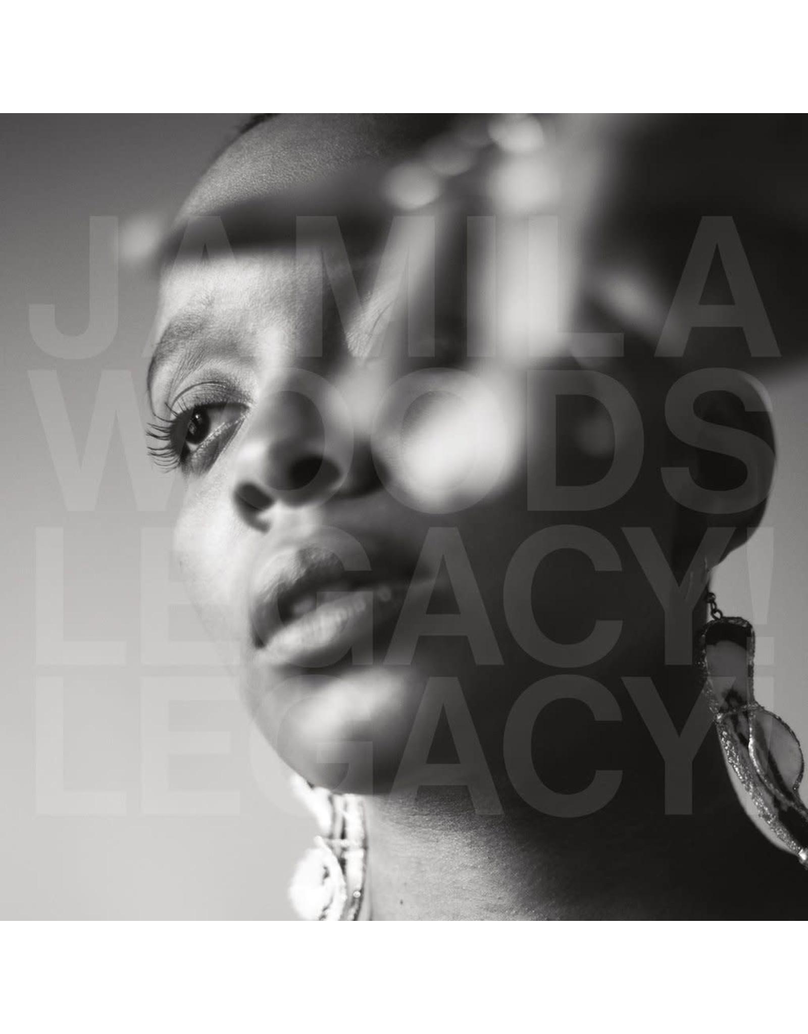 Jamila Woods - Legacy! Legacy! (Cloudy Pink Vinyl)