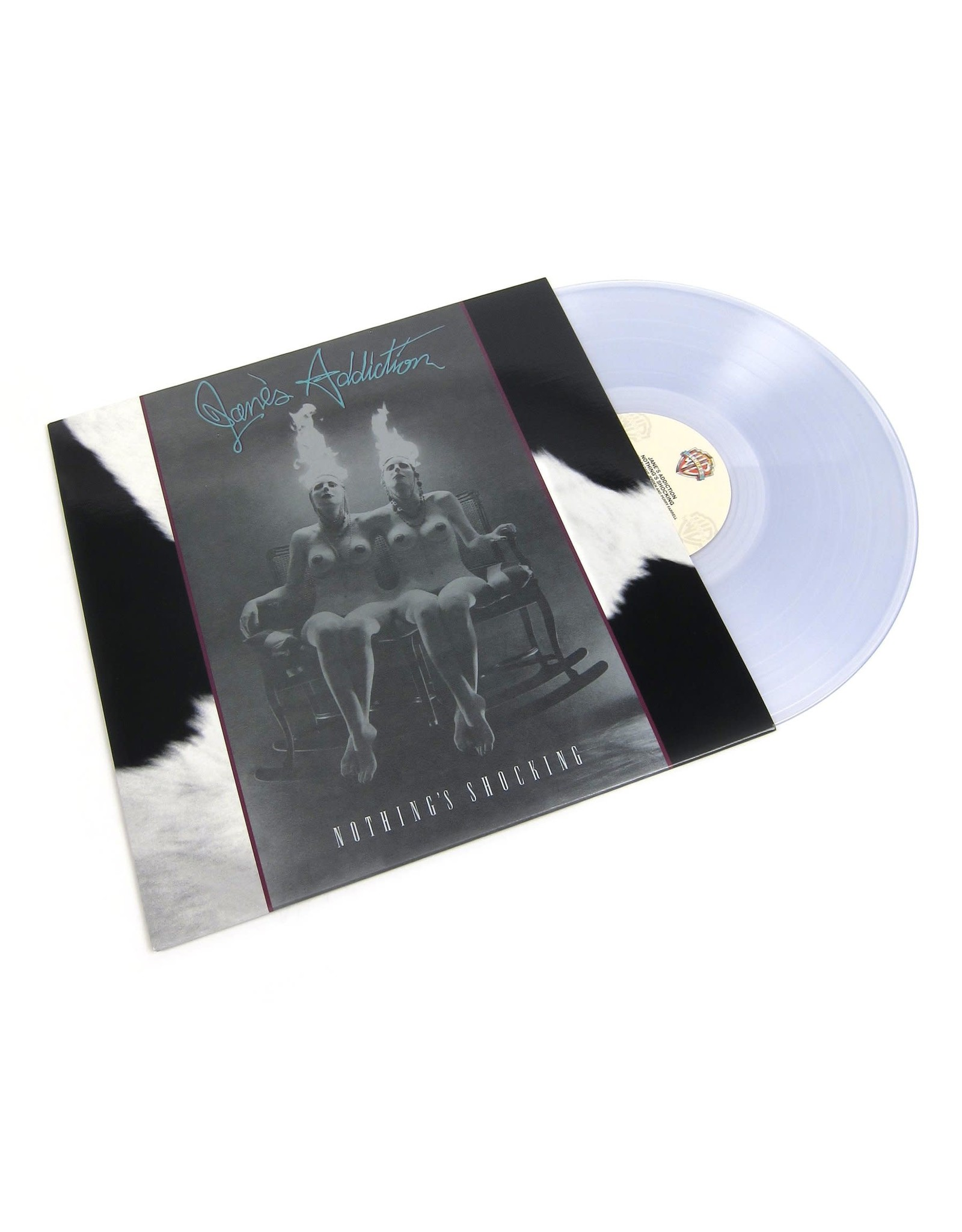 Jane's Addiction - Nothing's Shocking (Clear Vinyl)