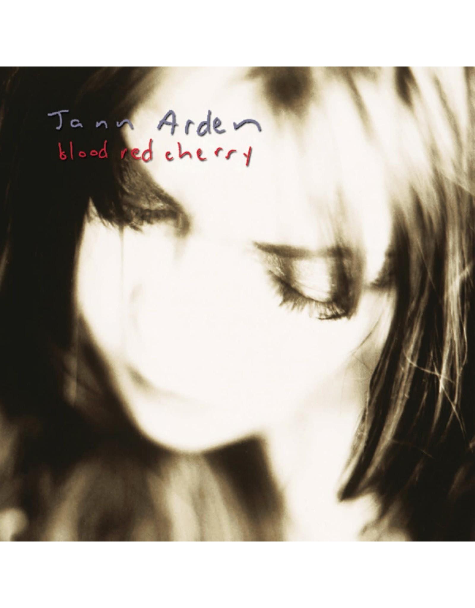 Jann Arden - Blood Red Cherry (Cherry Red Vinyl)