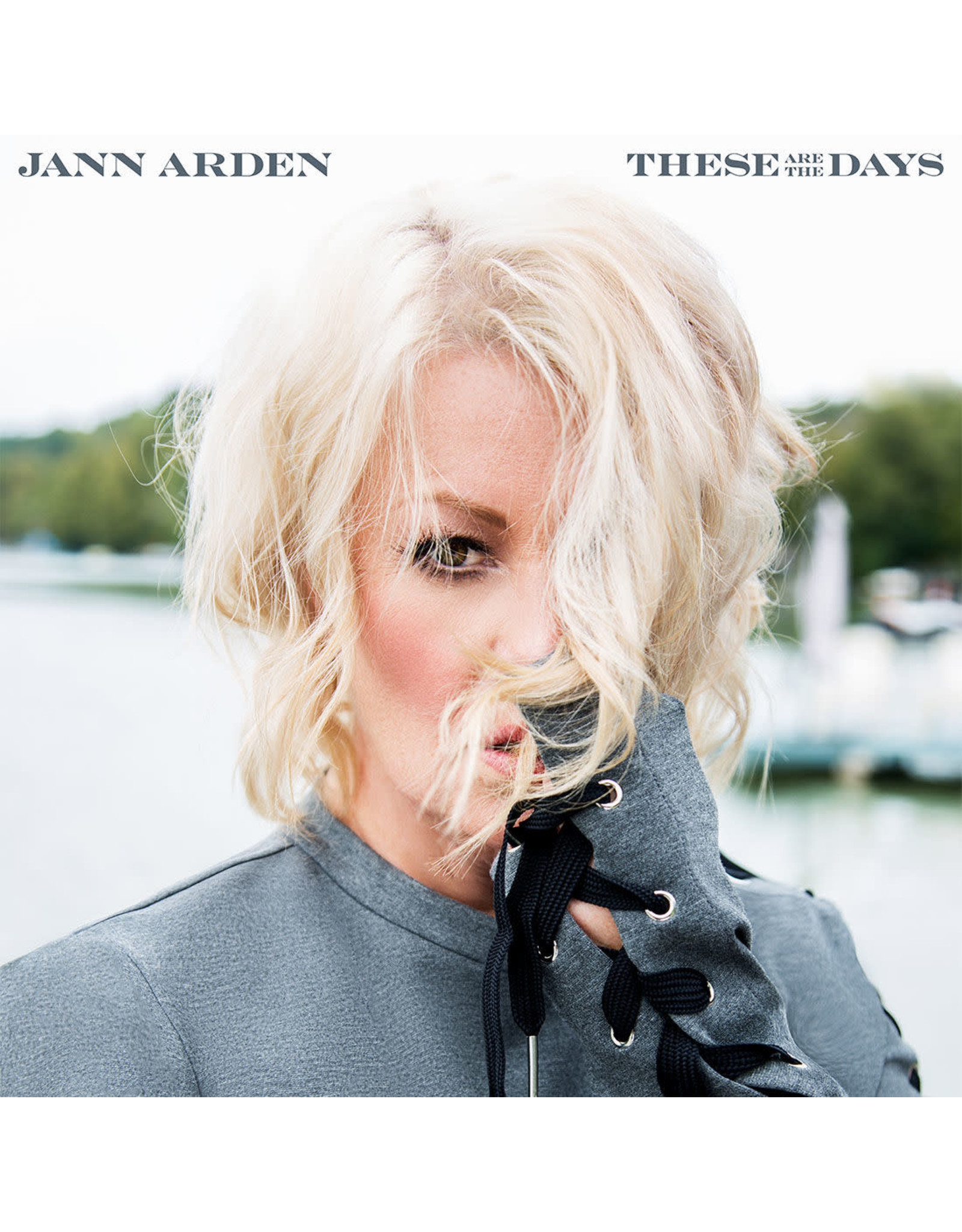 Jann Arden - These Are The Days