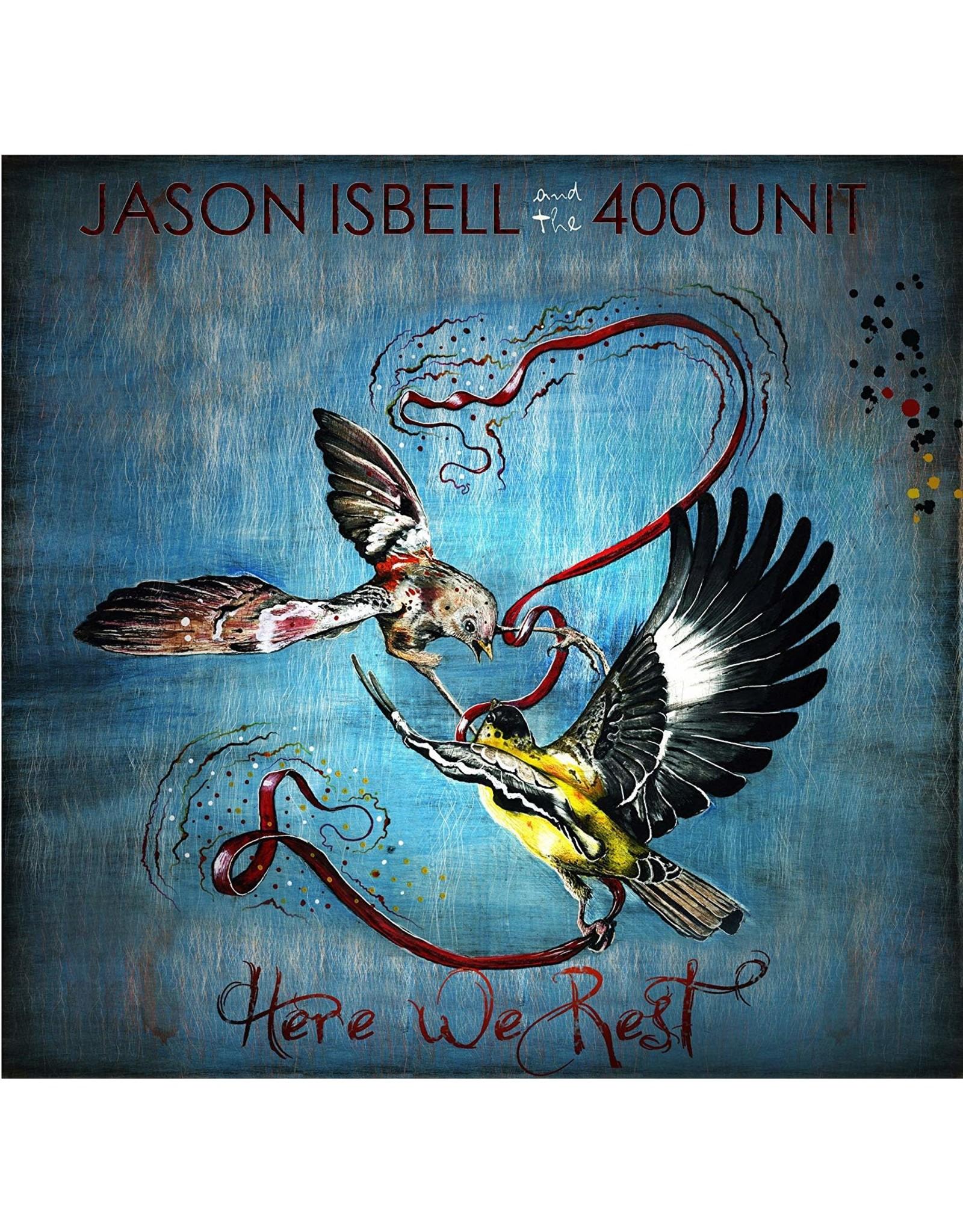 Jason Isbell & 400 Unit - Here We Rest