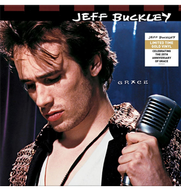 Jeff Buckley - Grace (25th Anniversary Gold Vinyl)